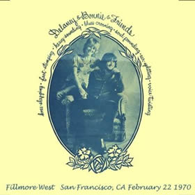1970 Live At The Fillmore West