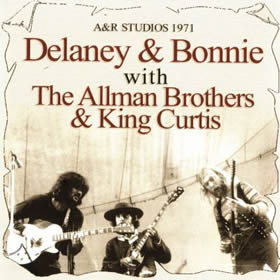 2015 & The Allman Brothers & King Curtis – A&R Studios 1971