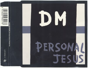 1989 Personal Jesus – CDS