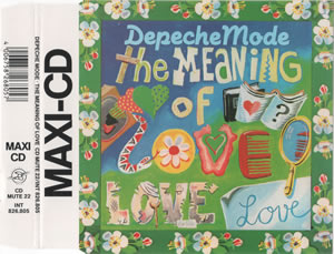 1982 The Meaning Of Love – CDS