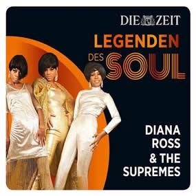 2014 Legenden des Soul: Diana Ross and The Supremes