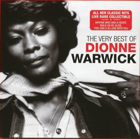2016 The Very Best Of Dionne Warwick