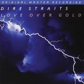1982 Love Over Gold