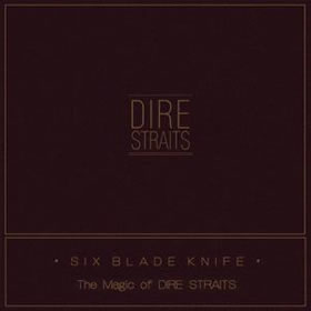 2018 Six Blade Knife: The Magic Of Dire Straits
