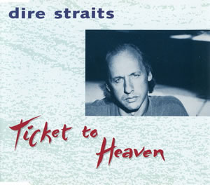 1994 Ticket To Heaven – CDS
