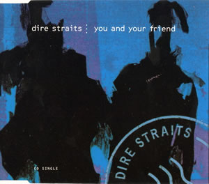 1992 You And Your Friend – CDS