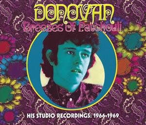 2013 Breezes of Patchouli – His Studio Recordings 1966-1969