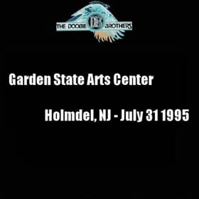1995 Garden State Arts Center Holmdel – Live
