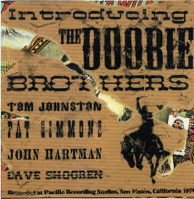 1980 Introducing The Doobie Brothers