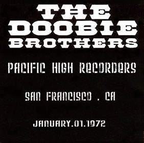 1972 Pacific High Recorders – Live