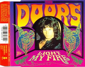 1991 Light My Fire – CDS