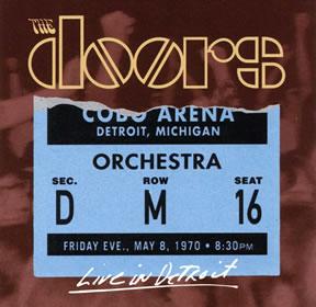 2000 Live In Detroit 1970