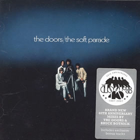 1969 The Soft Parade – 40th Anniversary Mixes