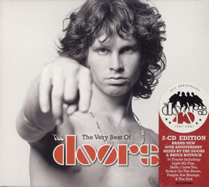 2007 The Very Best Of The Doors – 40th Anniversary Mix Edition
