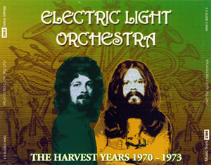 2006 The Harvest Years 1970-1973