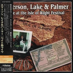 1998 Live At The Isle Of Wright Festival