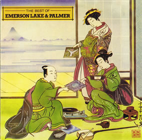 1980 The Best Of Emerson Lake & Palmer