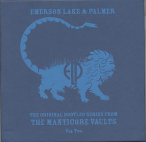 2001 The Original Bootleg Series from The Manticore Vaults Volume 2