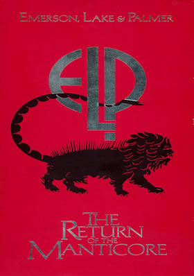 1993 The Return Of The Manticore