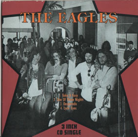 1989 The Eagles 3″ – CDS