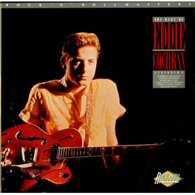1985 The Best Of Eddie Cochran