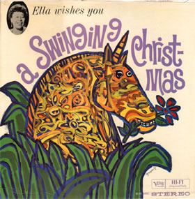 1960 Ella Wishes You a Swinging Christmas