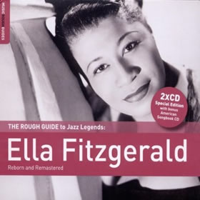 2010 The Rough Guide To Jazz Legends: Ella Fitzgerald