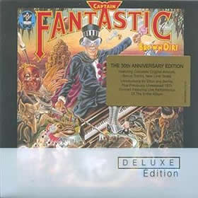 1975 Captain Fantastic And The Brown Dirt Cowboy – Deluxe Edition