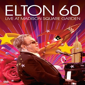 2007 Elton 60 – Live At Madison Square Garden