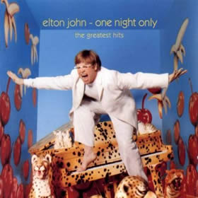 2000 One Night Only – The Greatest Hits