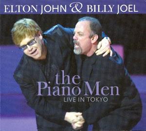 2009 & Billy Joel – Piano Men – Live In Tokyo