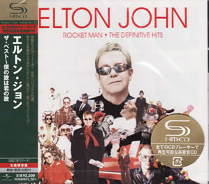 2007 Rocket Man – The Definitive Hits
