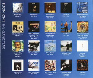 2005 The Classic Years Collection 1969-1992