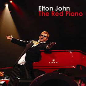 2008 The Red Piano