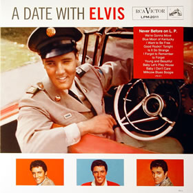 1959 A Date With Elvis