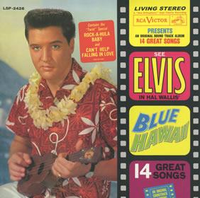 1961 Blue Hawaii
