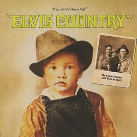 1971 Elvis Country
