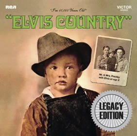 1971 Elvis Country – 40th Anniversary Legacy Edition