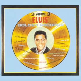1964 Elvis Golden Records Volume 3