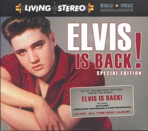 1960 Elvis Is Back