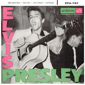 1956 Elvis Presley