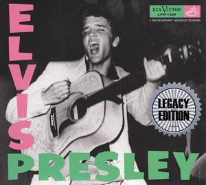 1956 Elvis Presley – 55th Anniversary Legacy Edition