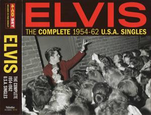 2015 Elvis: The Complete 1954-62 U.S.A. Single