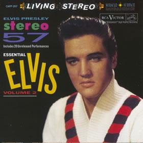 1988 Essential Elvis Volume 2: Stereo '57