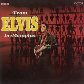 1969 From Elvis In Memphis