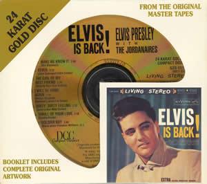 1960 Elvis Is Back!
