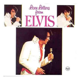 1971 Love Letters For Elvis