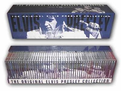 1995 The Original Elvis Presley Collection