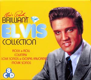 2013 Brilliant Elvis Collection