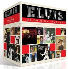 2012 Elvis 20 Original Albums